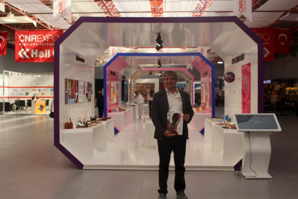 نمایشگاه آیسف؛ حضور پررنگ ایرانیها