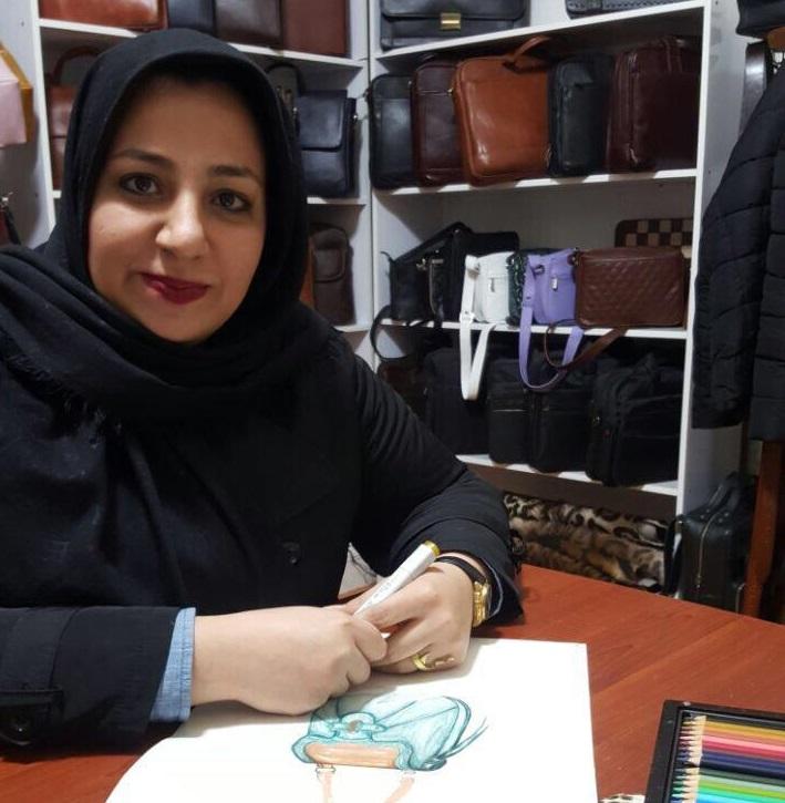 فائزه حجازی- طراح