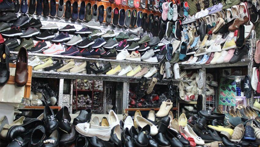 افزایش ۳۰ درصدی قیمت کیف و کفش در بازار همدان