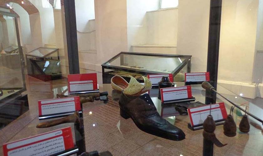 موزه کفش تبریز 1