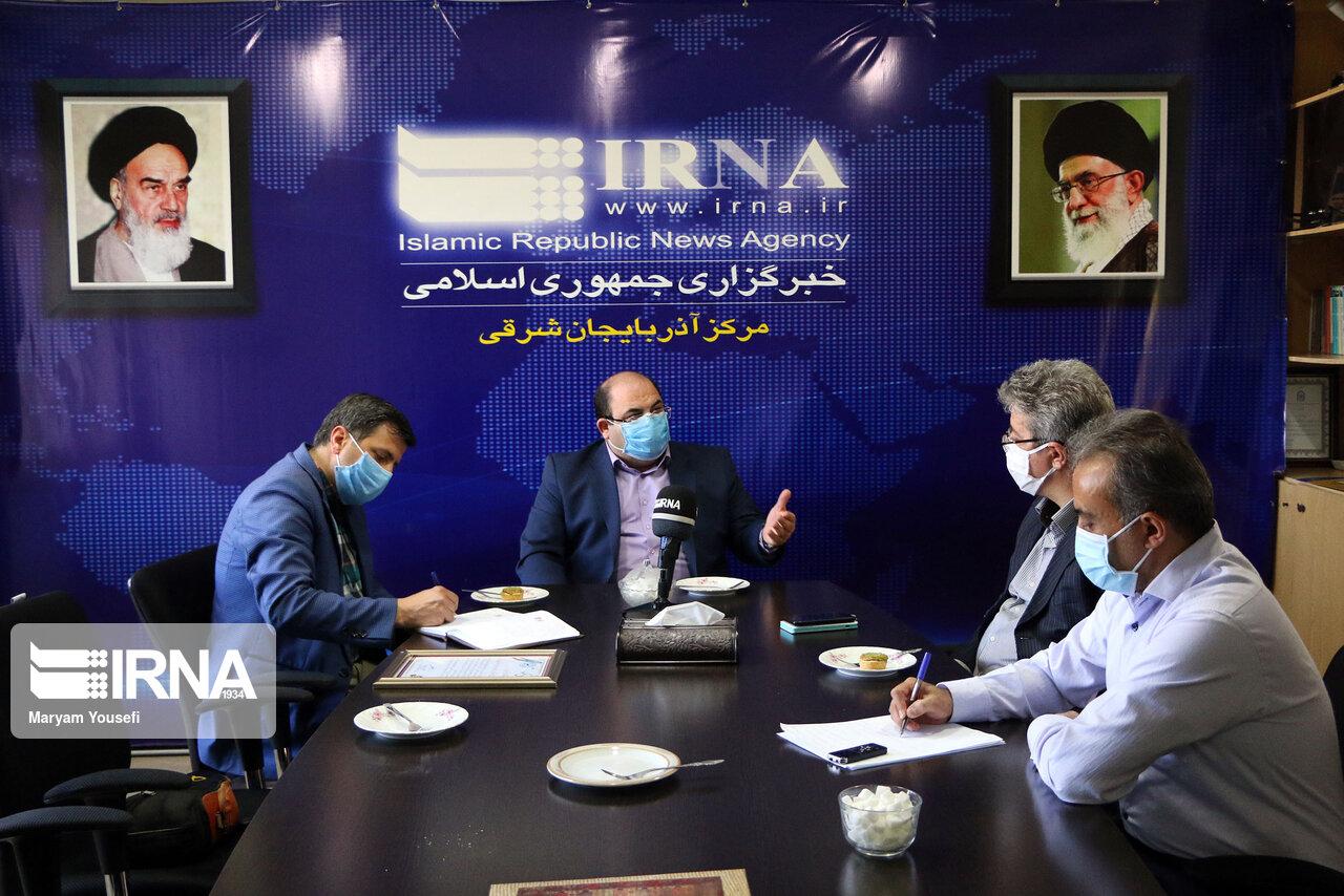 علیرضا جباریان- رئیس اتحادیه کفاشان تبریز