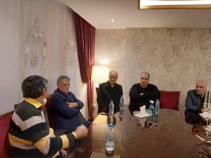 انجمن کفش قم حامی نمایشگاه امپکس تهران