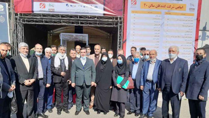 نمایشگاه امپکس با حضور معاون وزیر صمت افتتاح شد