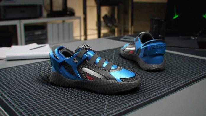 کفش لکسوس برای مشتریان سری IS