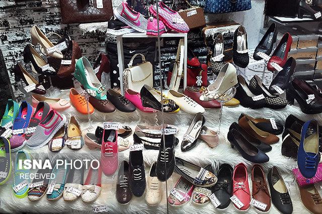 افزایش ۶۰ درصدی قیمت کفش در استان همدان