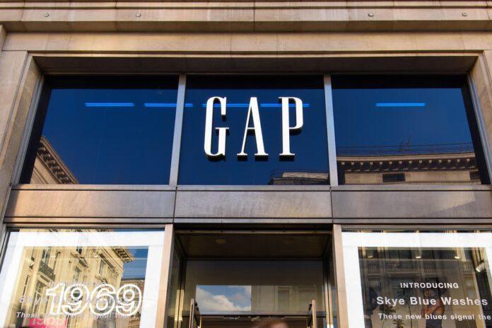تعطیلی برند Gap در فرانسه و ایرلند
